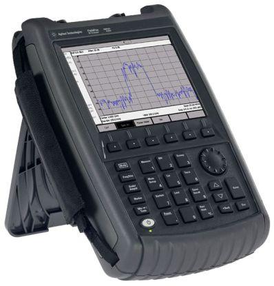 N9912A FieldFox - решение для развертывания и обслуживания беспроводных сетей
